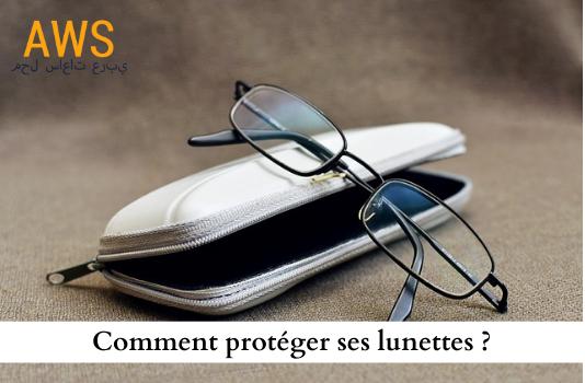Comment protéger ses lunettes ? étuis, cordons, nettoyants